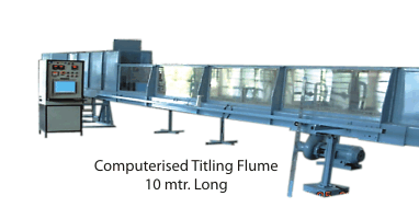 Tilting Flume Equipment