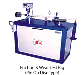 Educational Lab Equipment: Tribology Lab