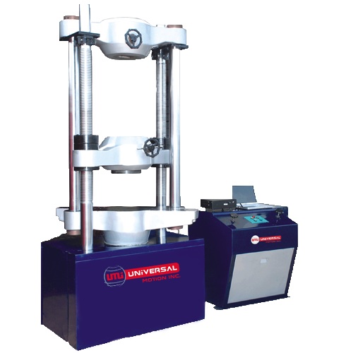 Universal Testing Machine | Mechanical | Computerized Testing Machine